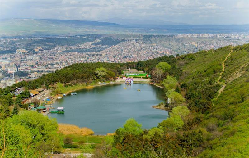 بحيرة السلحفاة