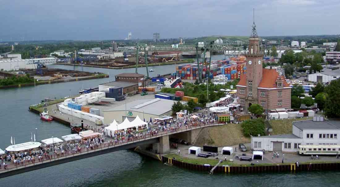 السياحة في دورتموند ميناء