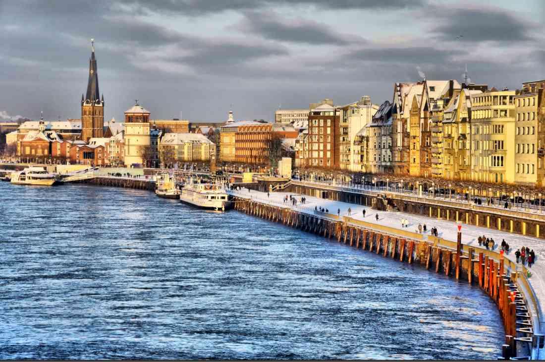 أماكن السياحة في دوسلدورف
