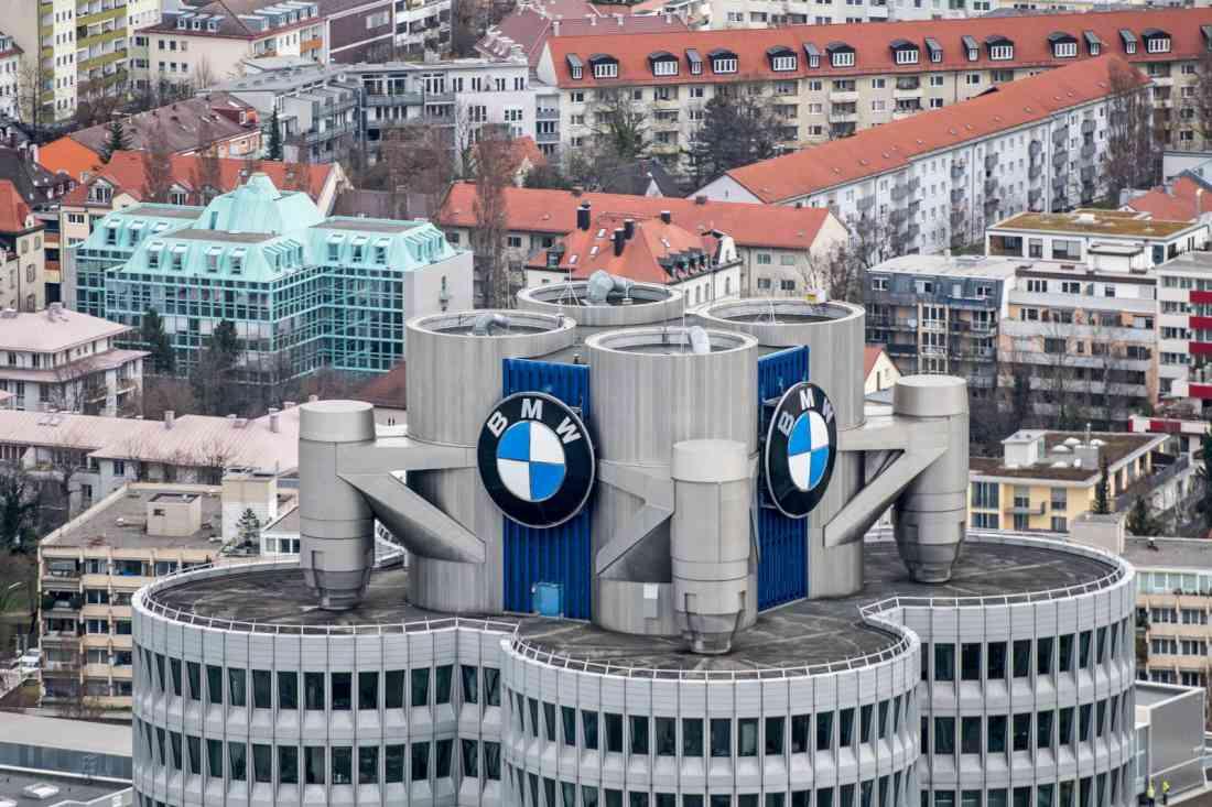 BMW السياحة في ميونخ تاريخ