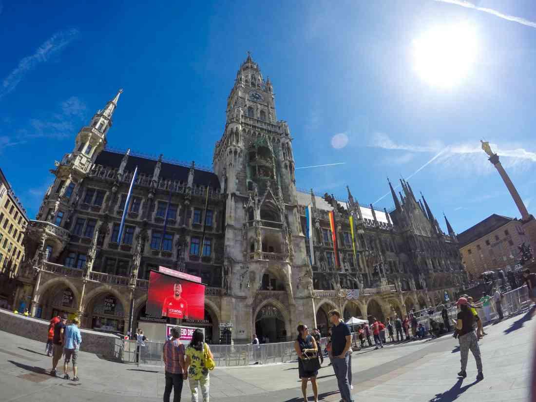 السياحة في ميونخ تاريخ