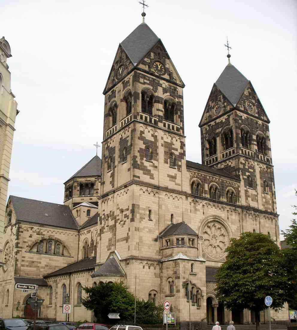 كنيسة القديس جوزيف دوسلدورف