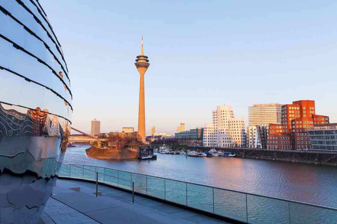 السياحة في دوسلدورف