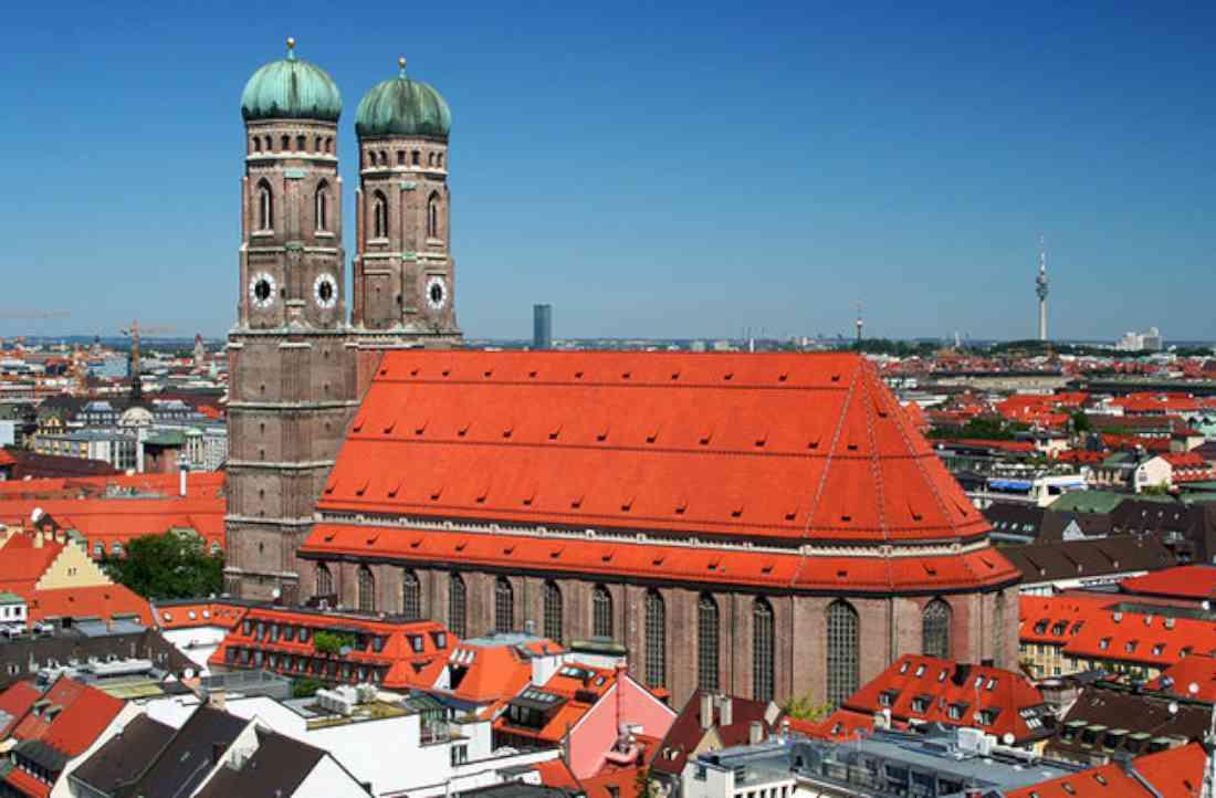 فراينكيريش: كاتدرائية كنيسة السيدة العذراء في ميونخ