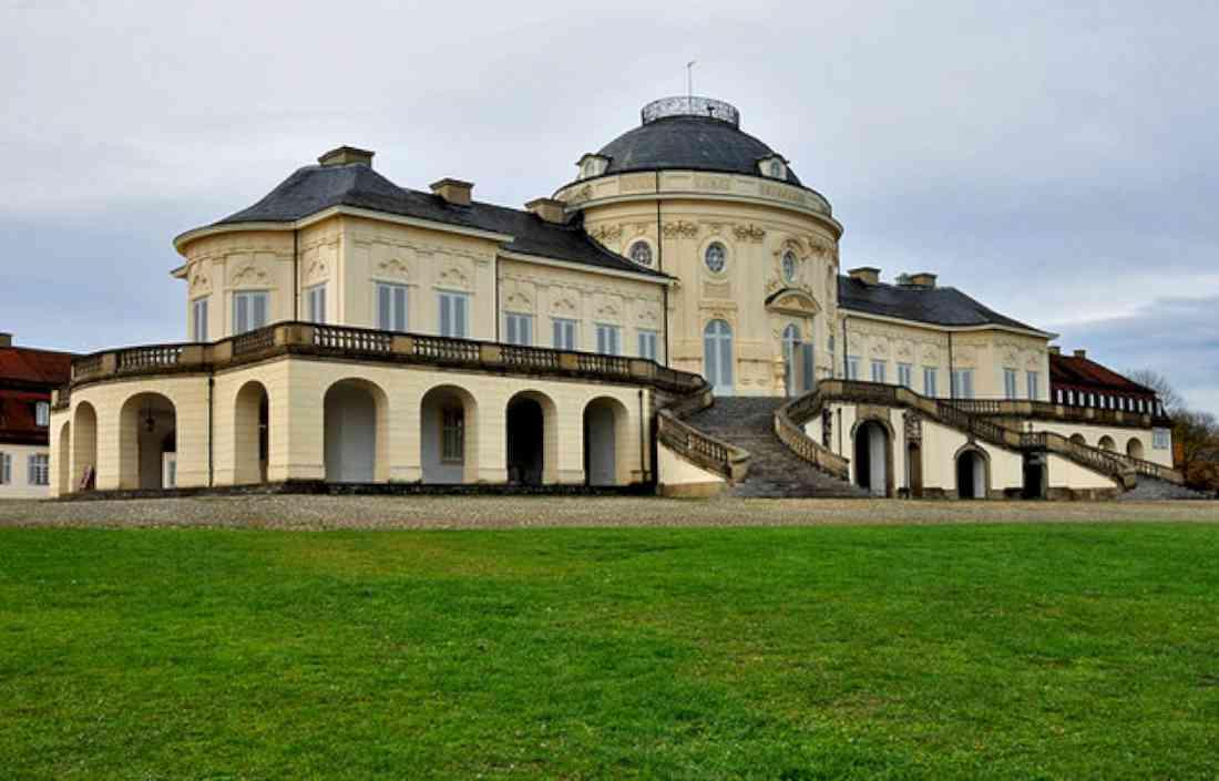 قصر شلوس سوليتيود شتوتغارت
