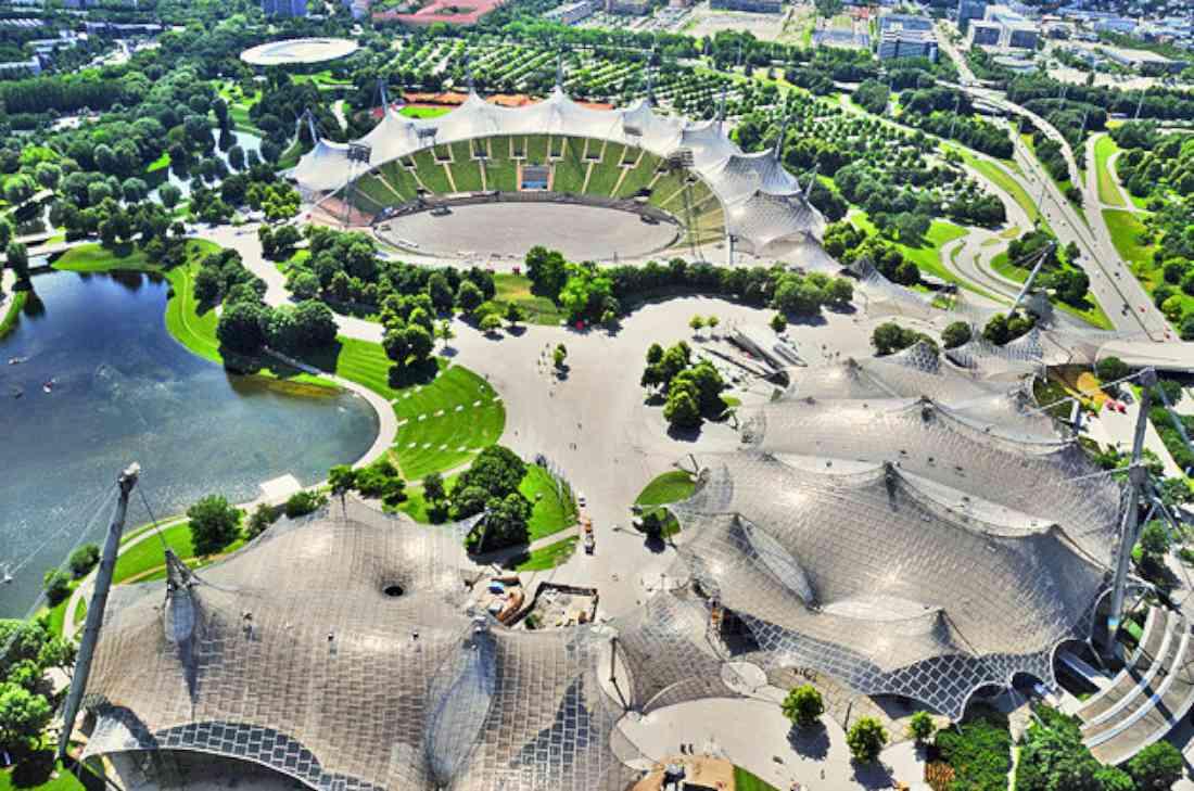 الحديقة الأوليمبية في ميونخ