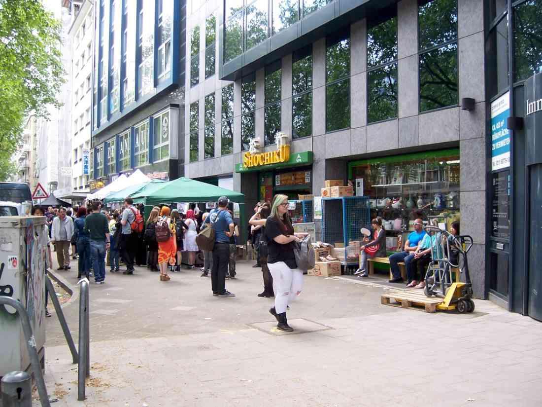 شارع إميرمانشيراسيه دوسلدورف