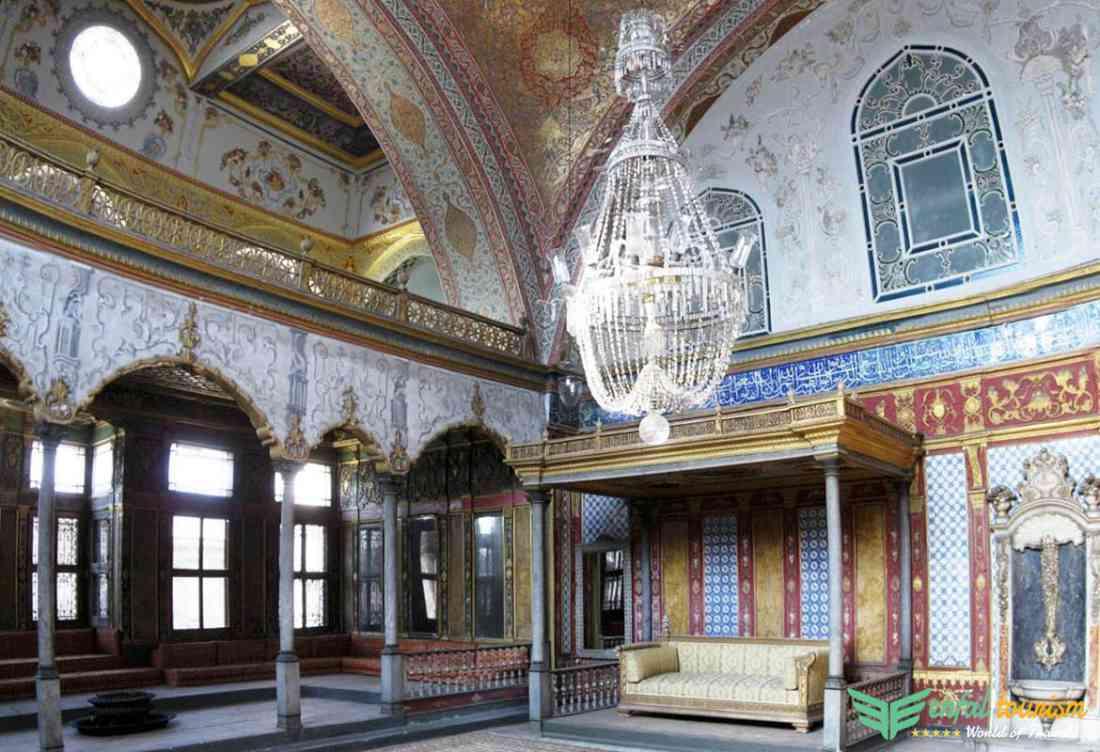 الباب العالي أو توب كابي قصر سلاطين الدولة العثمانية الكبير - تيك ويك