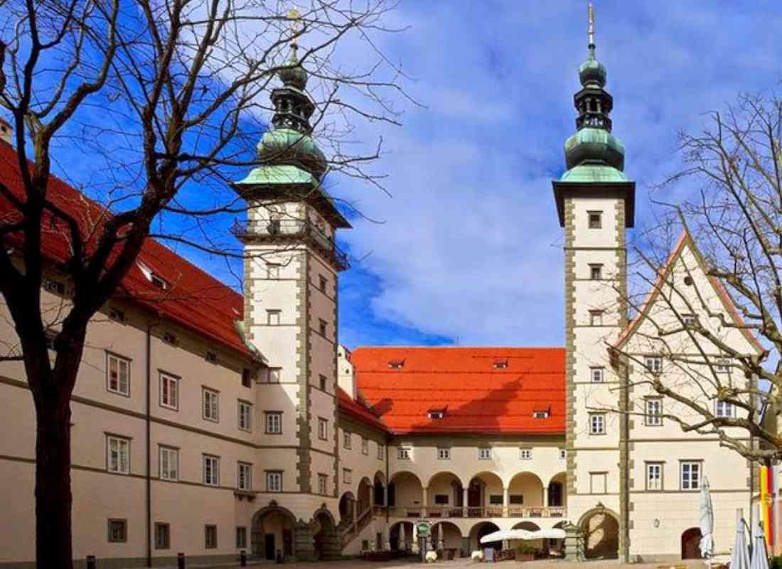 مدينة كلاغنفورت النمساوية 13Landhaus-1100