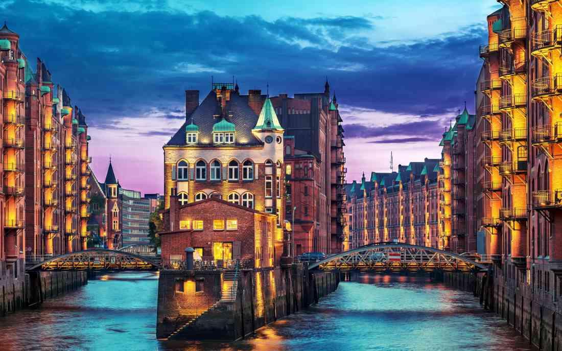 السياحة في ألمانيا العريقة
