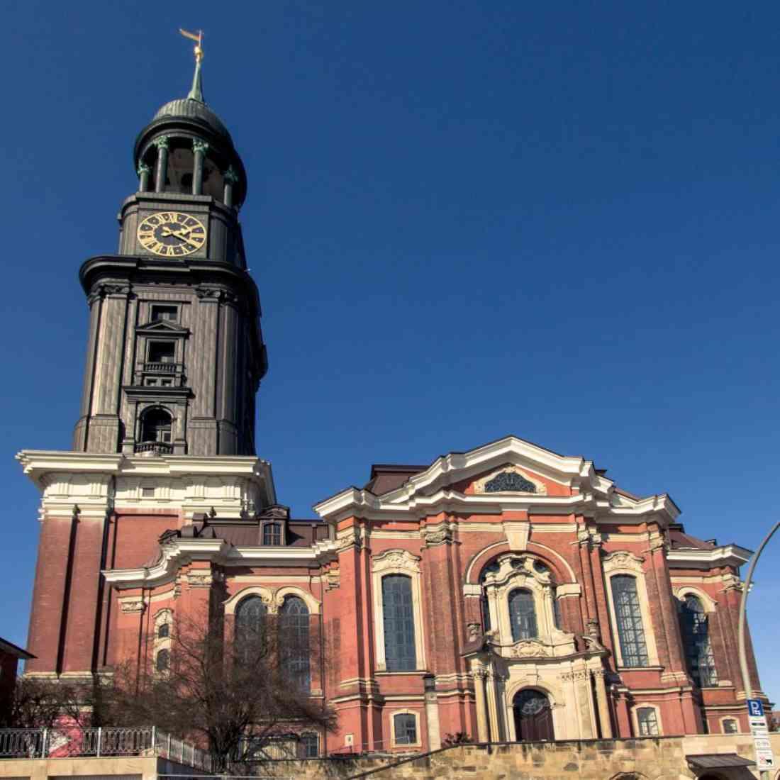 هامبورج - كنيسة القديس ميخائيل