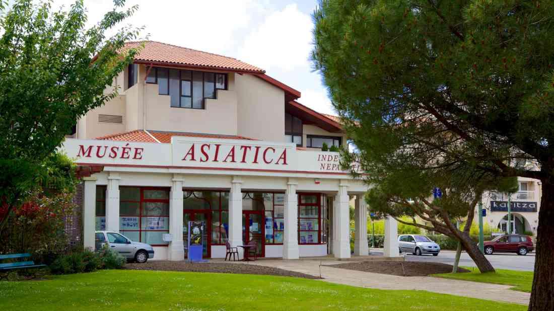 متحف آسياتيكا بياريتز