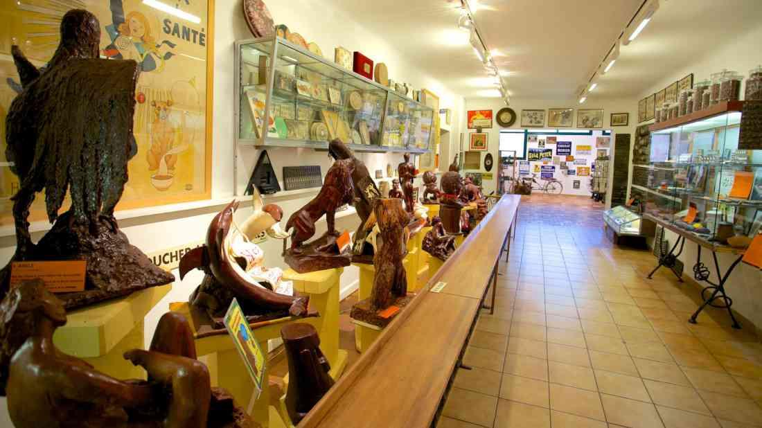 متحف الشيكولاتة بياريتز