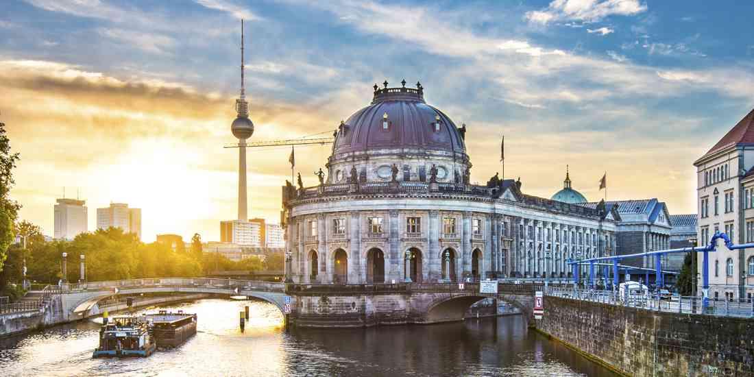 جزيرة المتاحف ألمانيا