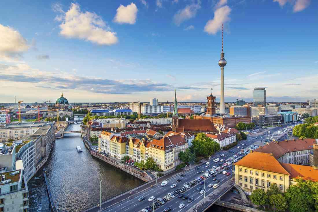 السياحة في ألمانيا برلين