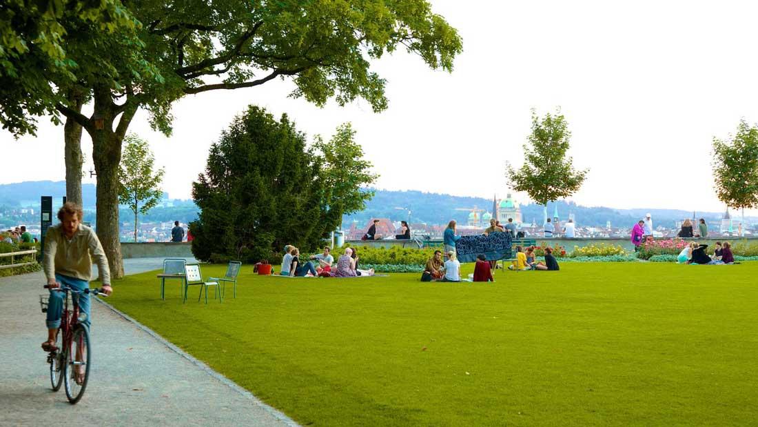 Bern-Rose-Garden