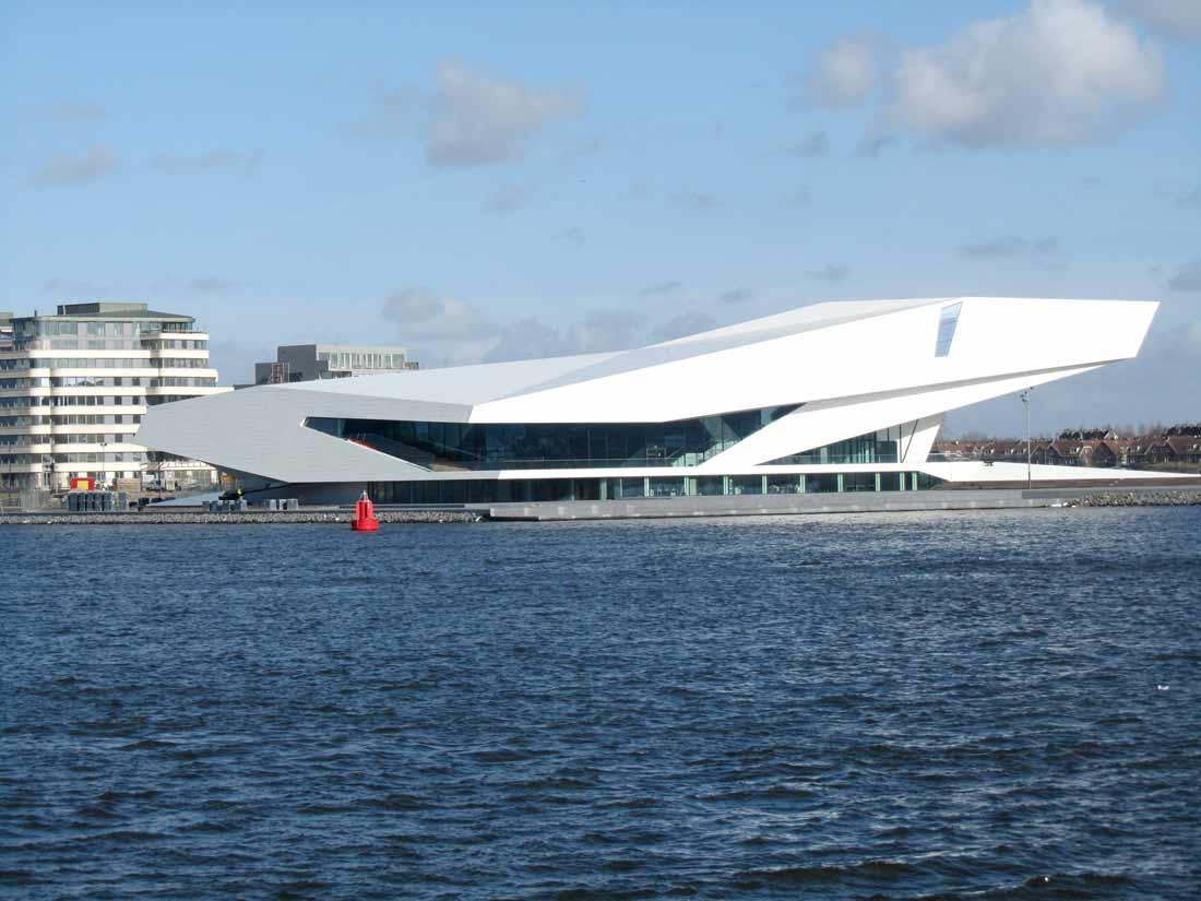 معهد EYE Film للسينما في أمستردام.