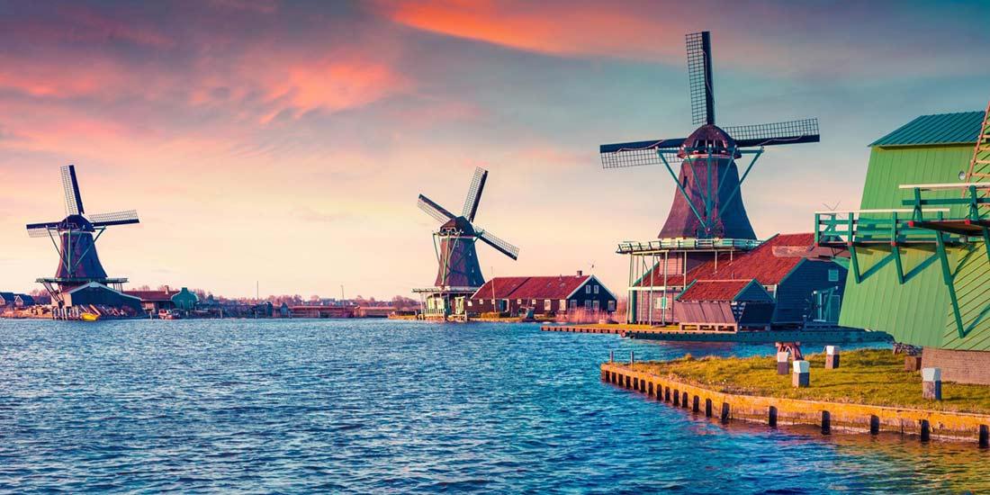 السياحة في هولندا الجميلة