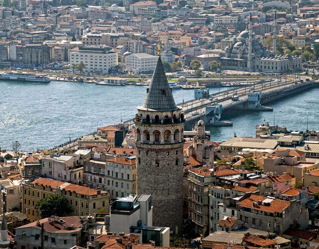 برج غلطه اسطنبول