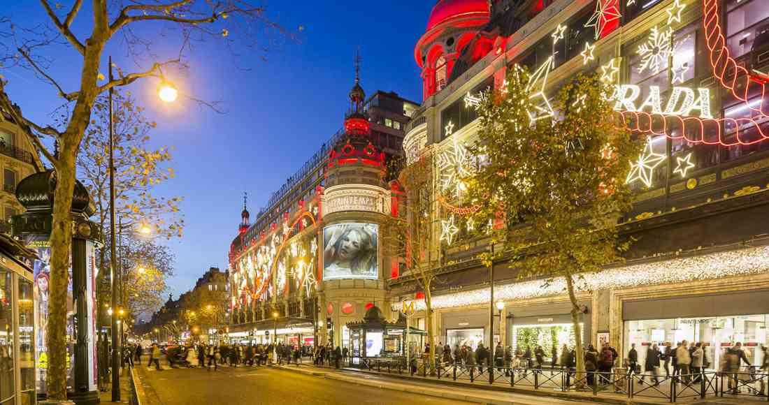 التسوق في مرسيليا فرنسا