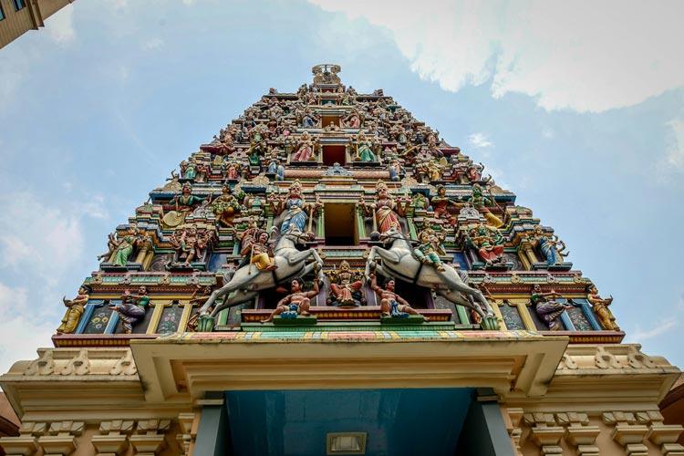 معبد سري مهاماريامان