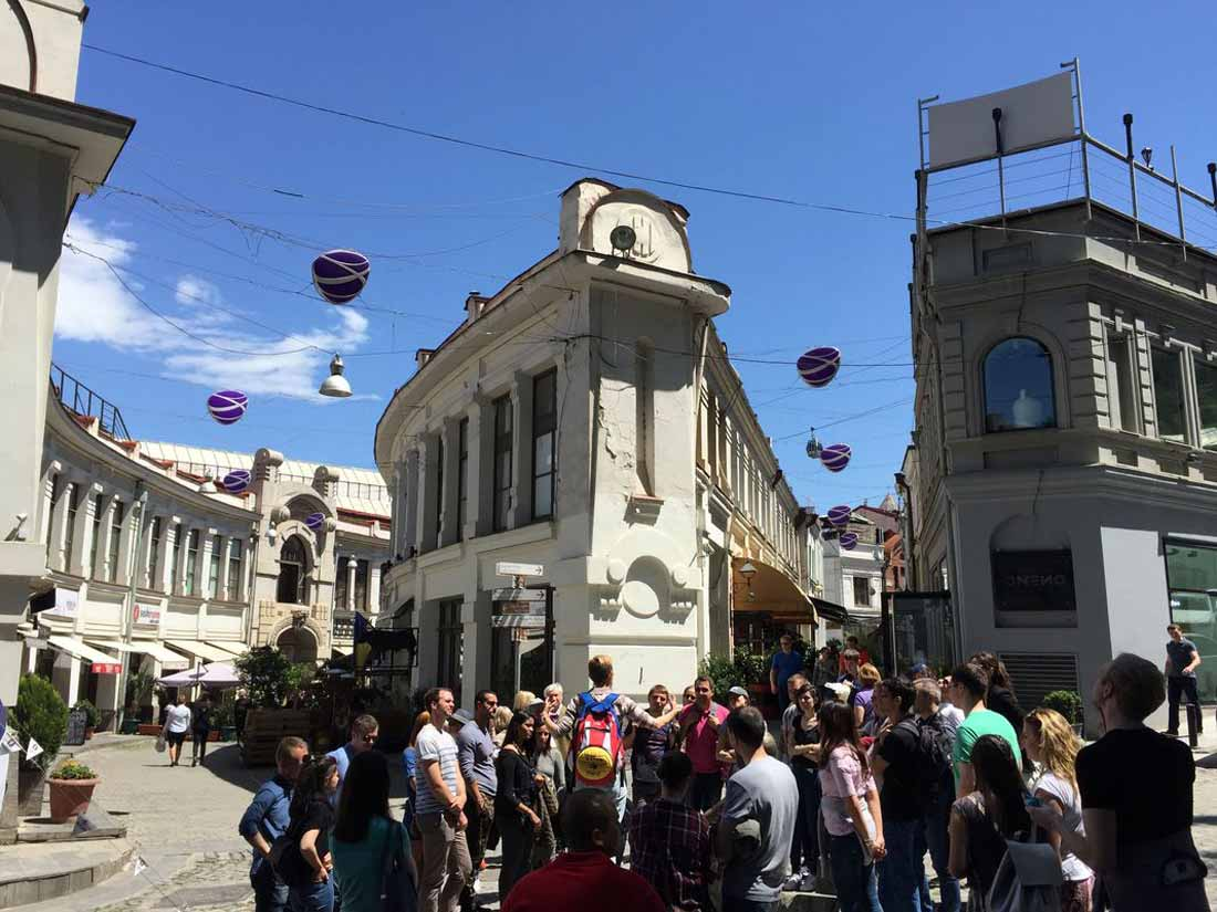 السياحة في تبليسي