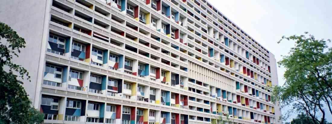وحدات لو كوربوزييه السكنية مرسيليا