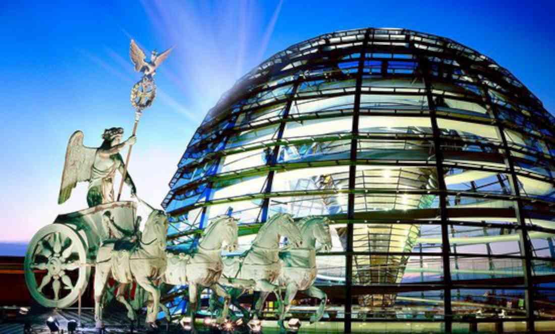 السياحة في برلين ألمانيا