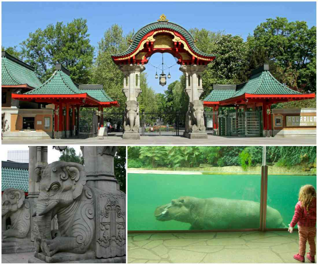 حدائق حيوان برلين