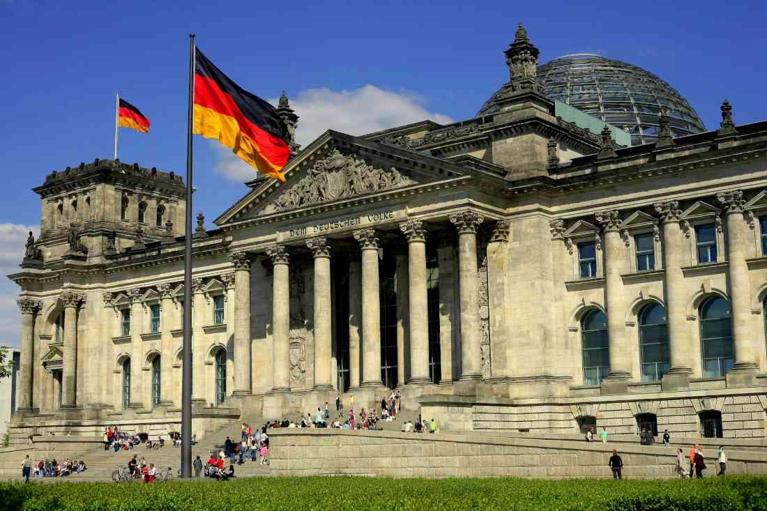 تاريخ برلين