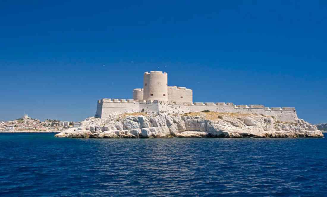 قلعةd'If السياحة في مرسيليا