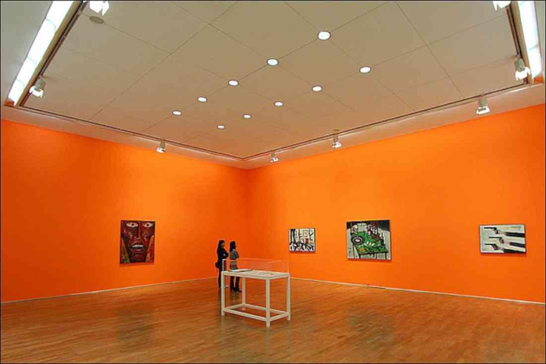 مدينة الفنون: متحف فرانكفورت للفن الحديث