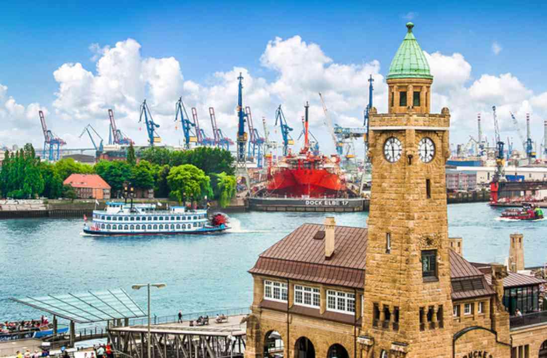 ميناء هامبورغ (بوابة ألمانيا)