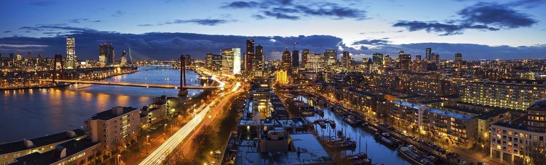 مدينة روتردام