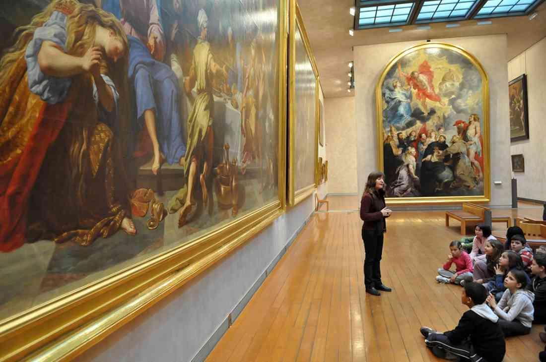 متحف الفنون الجميلة، ليون، فرنسا
