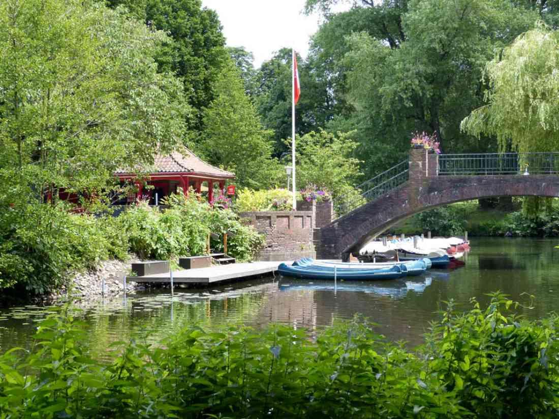 حديقة سيتي بارك هامبورج