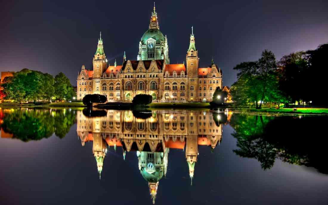 السياحة في ألمانيا الجميلة