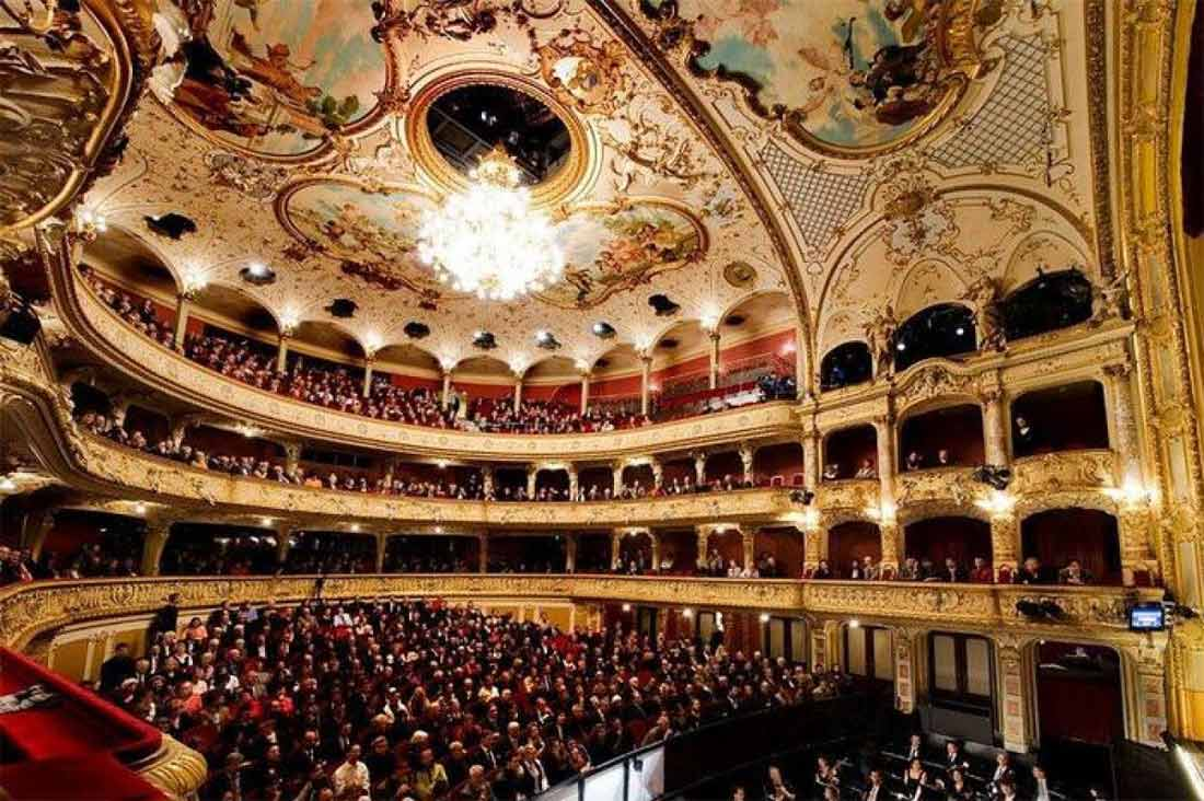Zurich Opera House