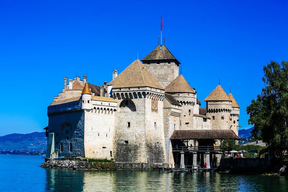 قلعة شاتو دو شيون