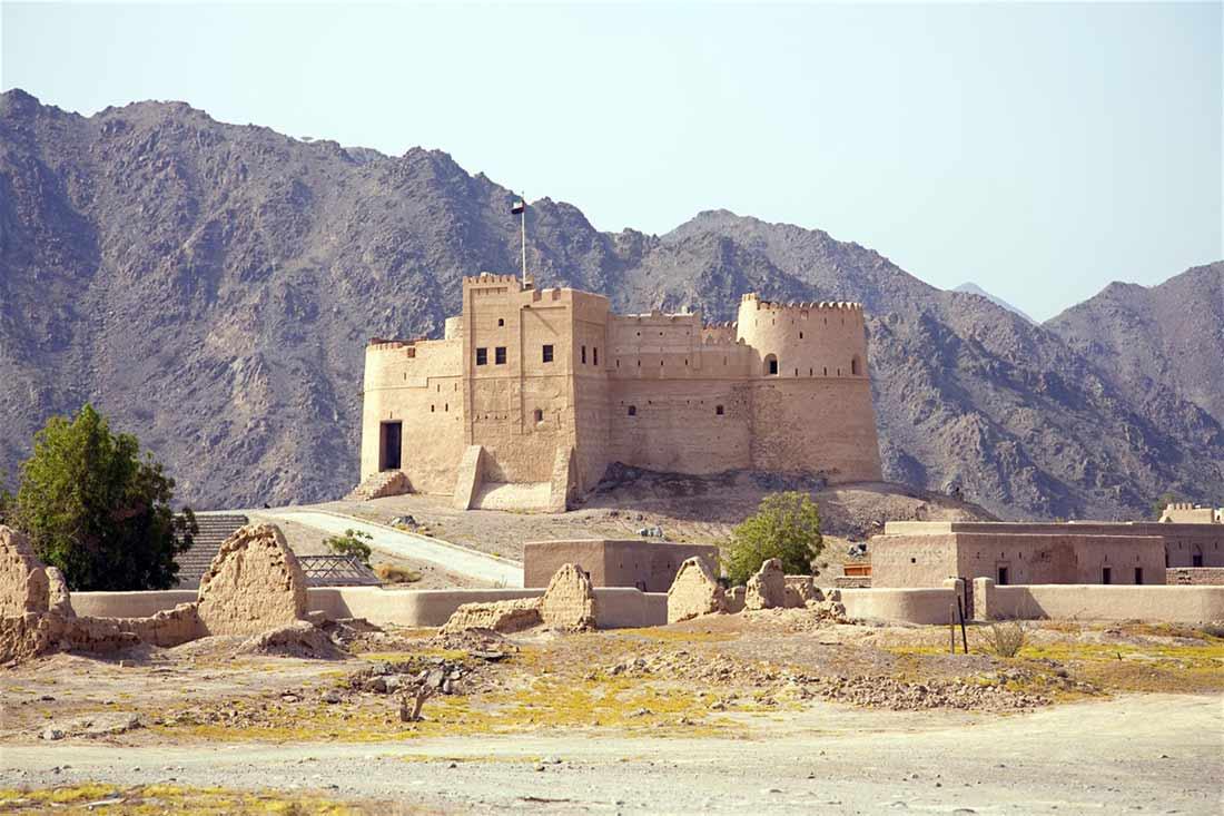 قلعة الفجيرة.