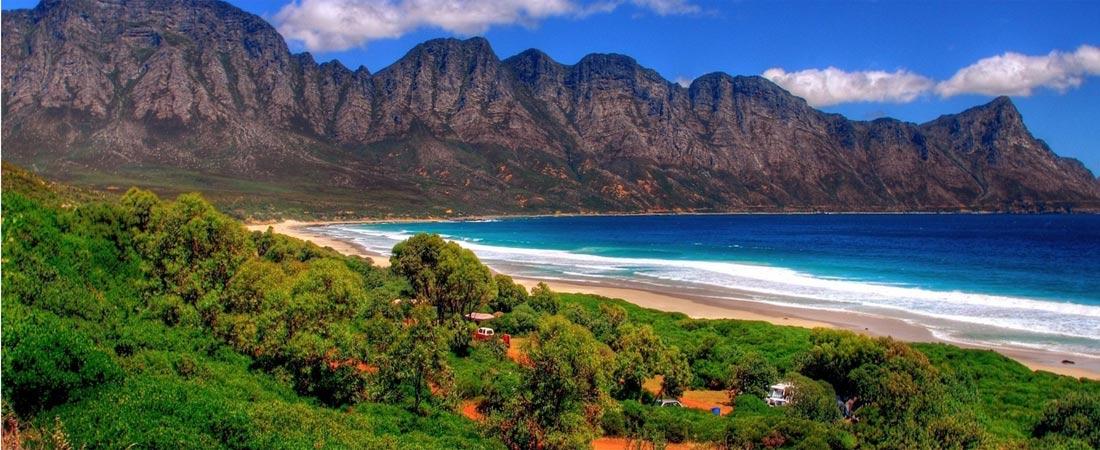 السياحة في جنوب إفريقيا