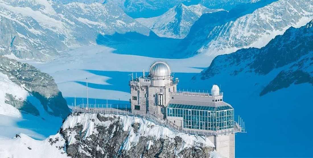 قصر الجليد انترلاكن