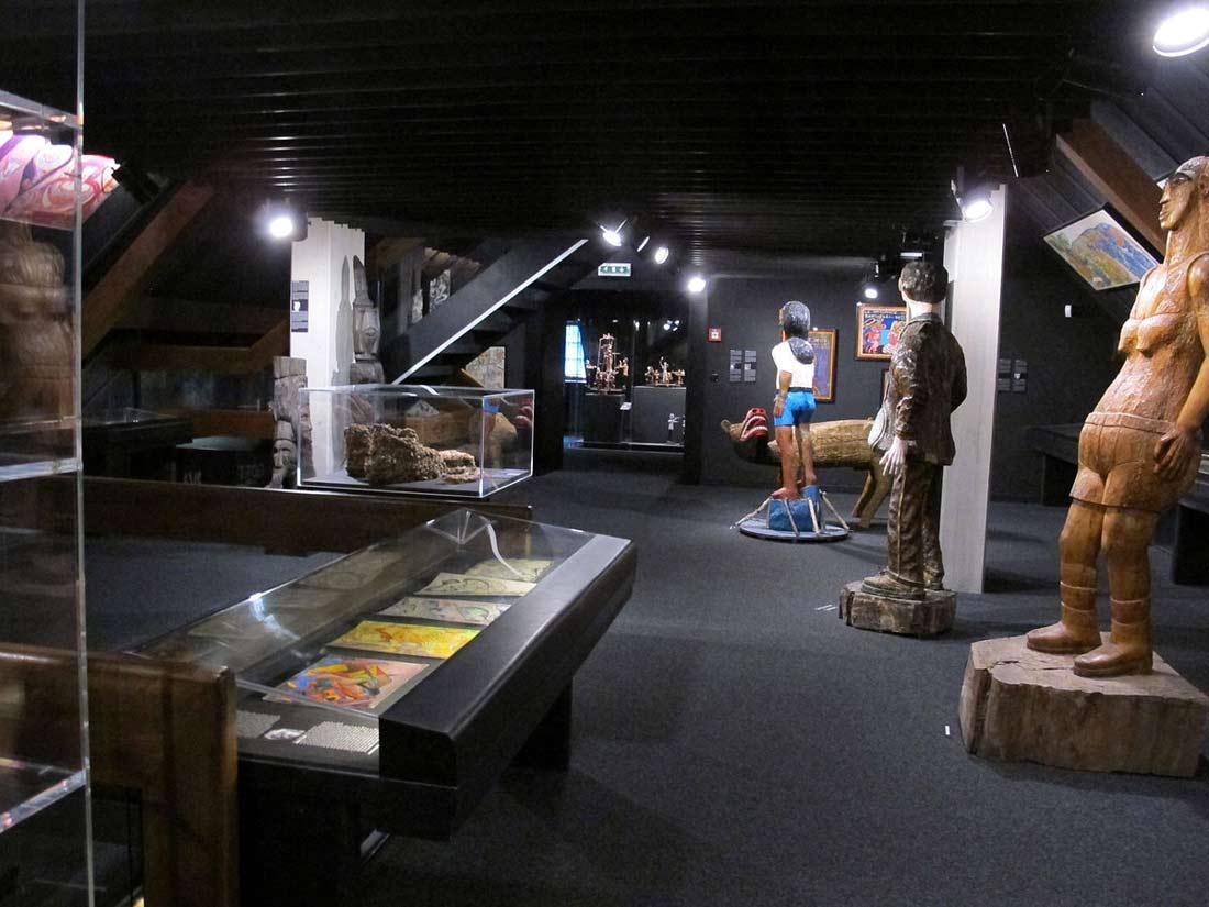 متحف الفن الشعبي لوزان