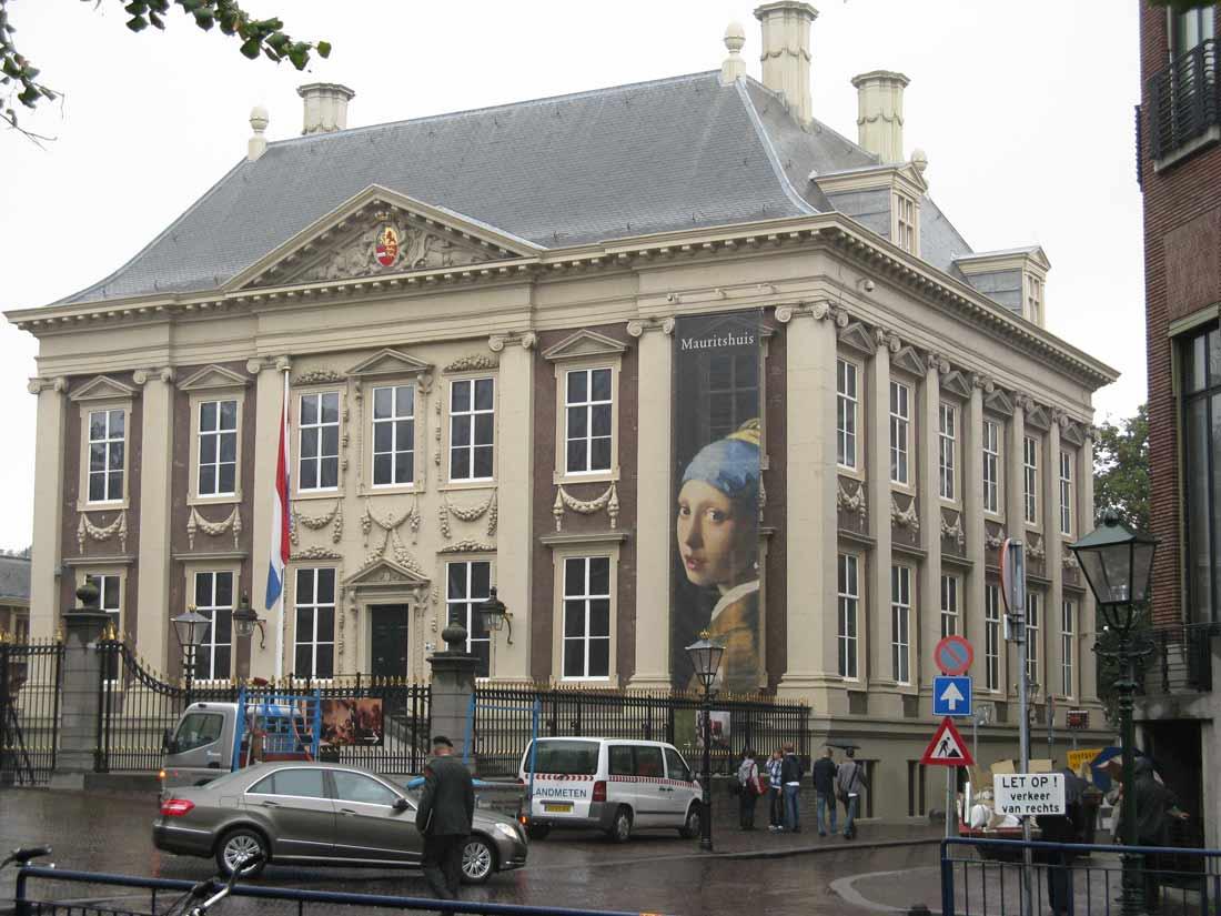 متحف موريتشويس في أمستردام.