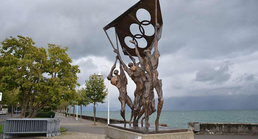 المتحف الأوليمبي لوزان