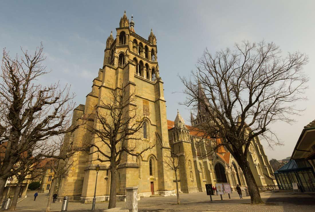 كاتدرائية نوتر دام لوزان