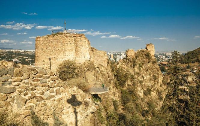 """قلعة ناريكالا التاريخية حصون جورجيا ظ'ظ""""ط¹ط©-ظ†ط§ط±ظٹظƒط§ظ""""ط§-1.jpg"""