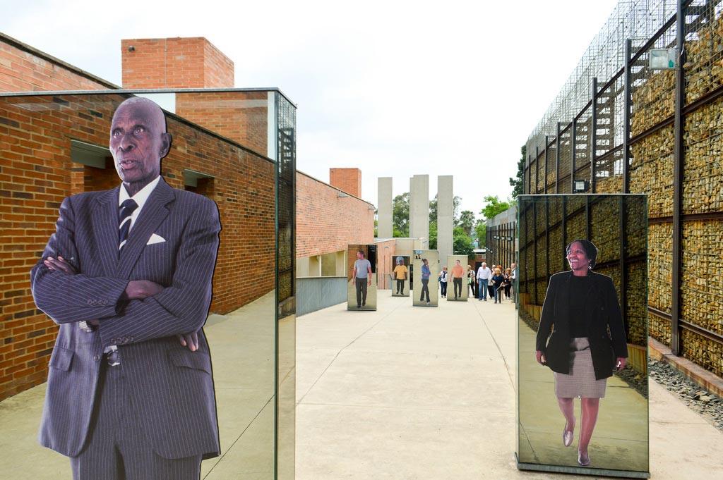 متحف التمييز العنصري