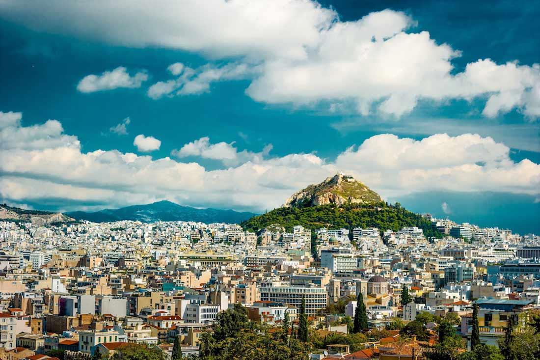 السياحة في أثينا مدينة الحضارة والتاريخ.