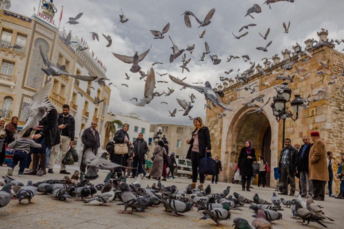 ساحة باب العلوج تونس